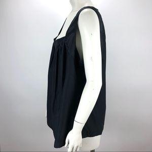 J. Jill Tops - J Jill Tank Cami Silk Black - Size 2 XL